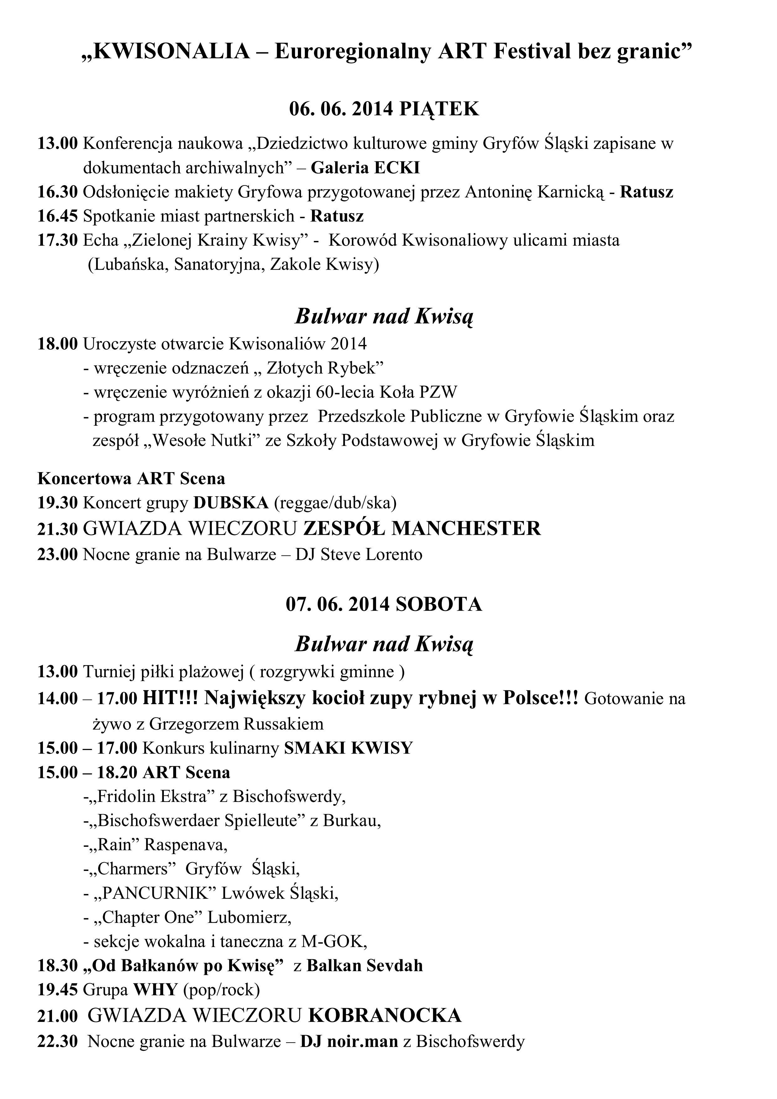 KWISONALIA 2014 program aktualny na 16 MAJA_03