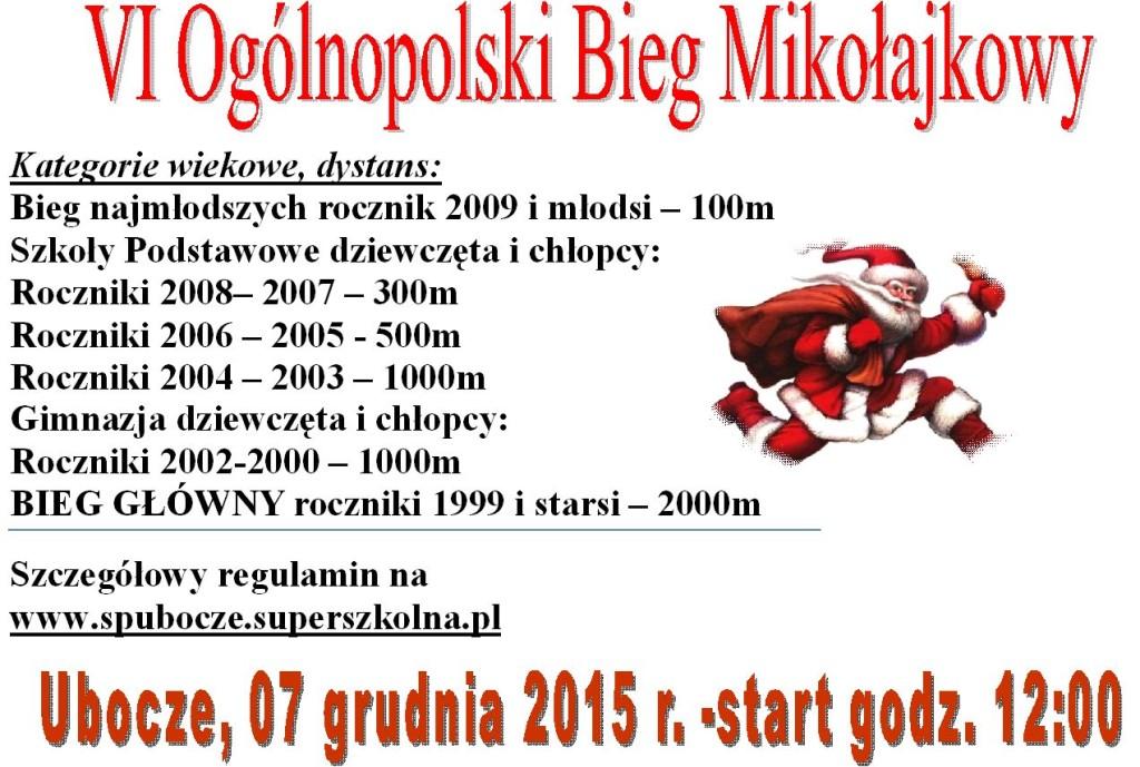 Bieg Mikołajkowy(1)